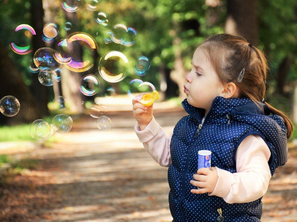 Les bulles sont-elles toxiques ?