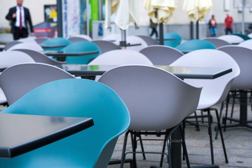 Le coronavirus et l'avenir des restaurants