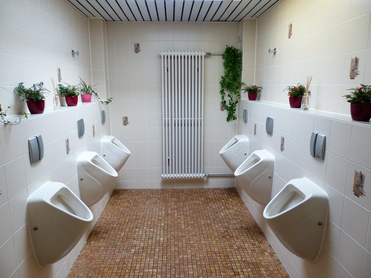 Repenser les toilettes publiques