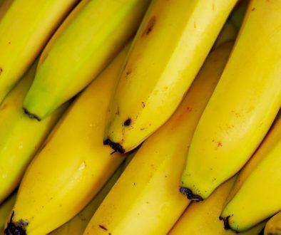 bananas, tropical fruits, fruit